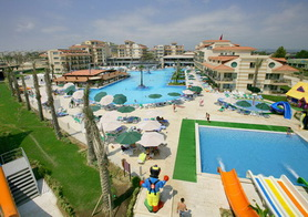DIONYSOS HOTELS SPORTS & SPA 5*