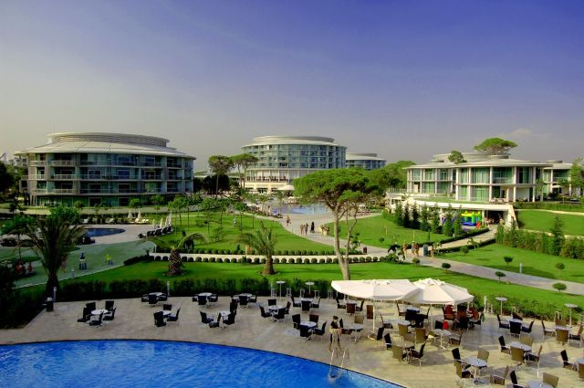 CALISTA LUXURY RESORT 5* Deluxe