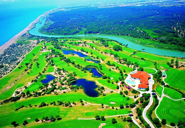 BARCELO TAT BEACH & GOLF RESORT 5*